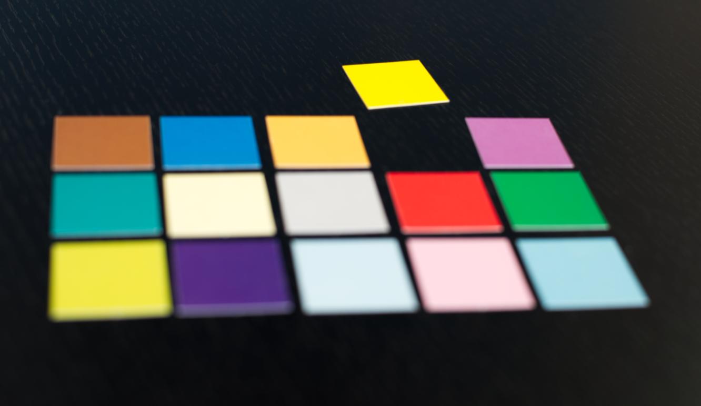 Farbtest